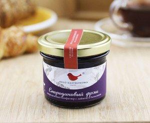 Смородиновый фрэш – смородиновый конфитюр с лаймом и базиликом