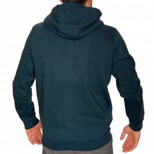 Мужская толстовка на молнии с капюшоном от ТМ Rip Curl – новая динамичная коллекция осень-зима 2021 №126