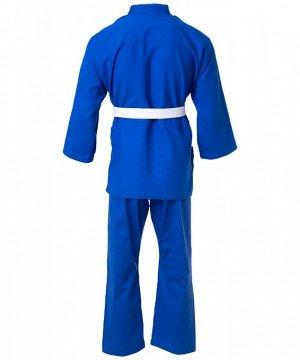 Кимоно для дзюдо Green Hill JSST-10572, синий, р.0/130