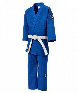 Кимоно для дзюдо Green Hill JSTT-10761, синий, р.0/130