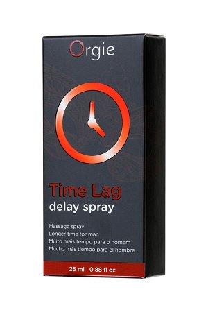 Охлаждающий спрей для продления эрекции ORGIE Time lag (25 мл)