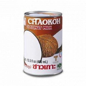 Кокосовое молоко CHAOKOH (жирн.17-19%)  ж/б 400 мл