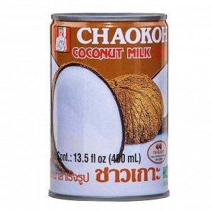 Кокосовое молоко CHAOKOH (жирн.17-19%)  ж/б 160 мл