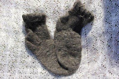 Оренбургский пуховый узор-11! Берем себе и на подарки. — Носки мужские — Носки