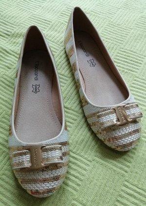 туфли новые - 23.5 см ботинки орто б/у