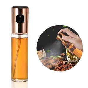 Дозатор-спрей для масла и уксуса с воронкой, 100 мл (КН-3201)