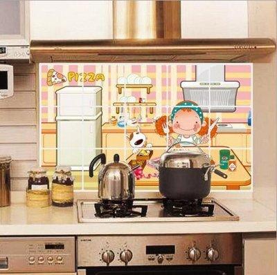 😱Мега Распродажа !Товары для дома 😱Экспресс-раздача! 59⚡🚀 — Наклейки на кухню — Интерьерные наклейки