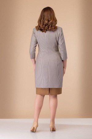 Кардиган, платье Elady 3711