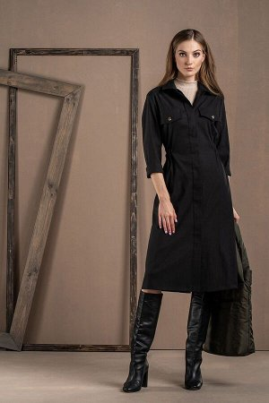 Платье, водолазка Deesses 2057