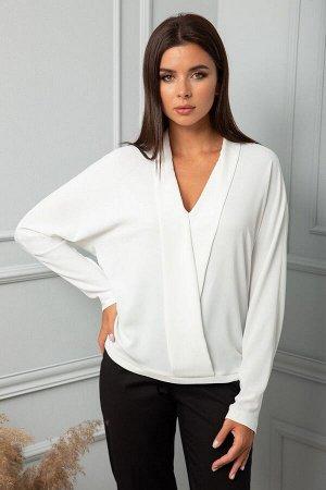 Блуза SandyNa 13863 белый