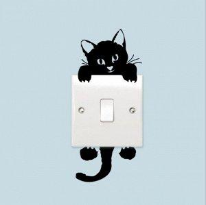 Наклейка на выключатель (розетку)