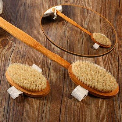 Всё что нужно каждый день! Ролики, пластины для массажа — Щётка для лимфодренажного массажа — Мочалки и щетки