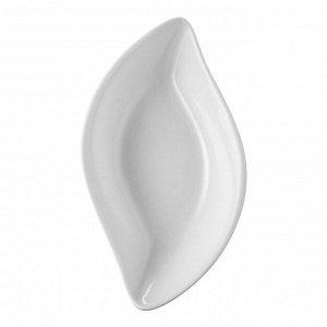 Блюдо сервировочное Classic, 13 см, фарфор