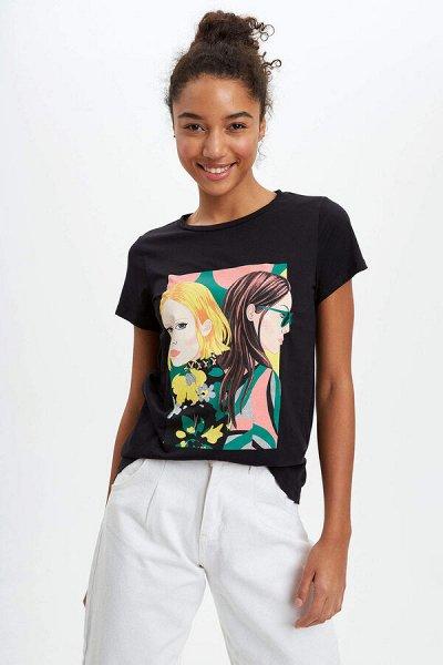 DEFACTO -рубашки, футболки, поло, брюки, платья