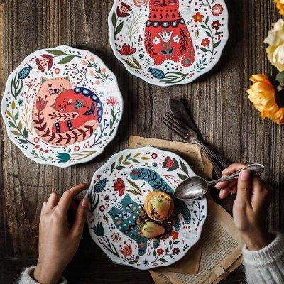 Создайте уют в доме! Товары для ухода за растениями. — Детская посуда — Все для кормления