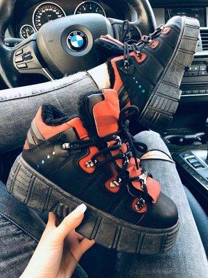Зима женские кроссовки