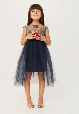 Платье детское для девочек Ogma золотой