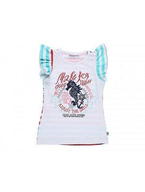 Пристрою футболку для девочки Swee*t Berry