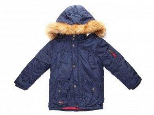 Куртка текстильная для мальчиков (парка)