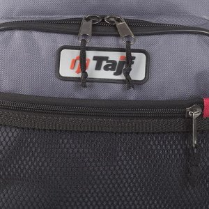 Рюкзак туристический, 35 л, отдел на молнии, 3 наружных кармана, цвет серый