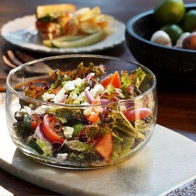 Красивая сервировка стола, пробуждает аппетит! — Салатники, конфетницы — Салатники и блюда