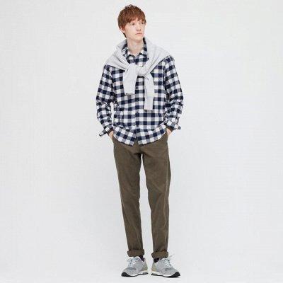 UNIQLO №22 Популярная одежда из Японии!! Рассрочка! — Мужские рубашки — Рубашки