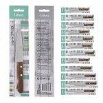 Нож-Шеф кухонный GRAND 23,5 см с деревянной ручкой