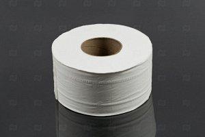 """Бумага туалетная """"Nuvola"""" 2-х сл. w 91мм, d рул. 210мм, d вт. 76мм (180м.)"""