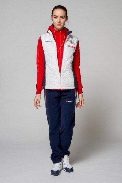 📌 FORWARD – первый национальный Бренд спортивной одежды — Жилеты