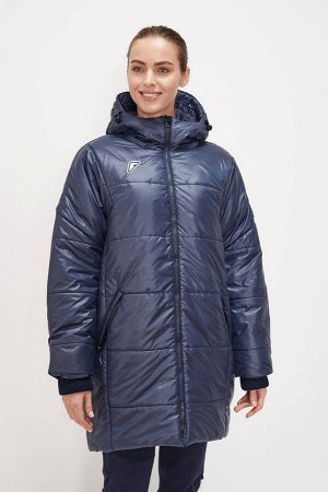 Куртка утепленная женская (синий)