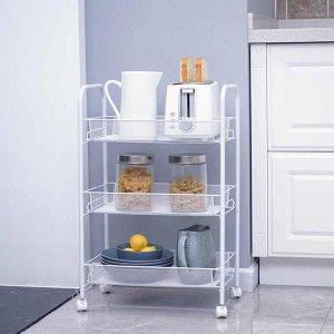 Мобильная этажерка Storage Cart / 3 яруса
