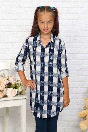 Детская Туника-рубашка 5506
