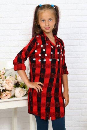Детская Туника-рубашка 5505