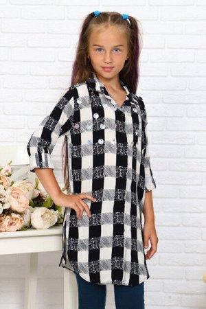 Детская Туника-рубашка 5503