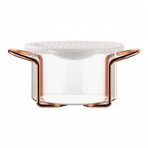 Емкость для запекания универсальная Hot Pot 0.25 л. медь