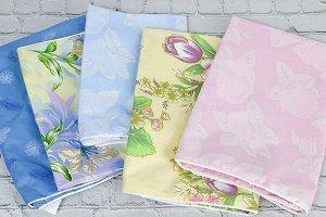Pillowcase Polisatin (with a zipper)