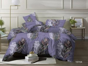 Bed linen - Calico Lux Firebird