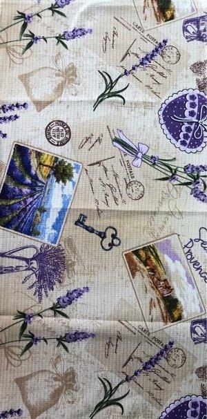 Tea towel Lavender