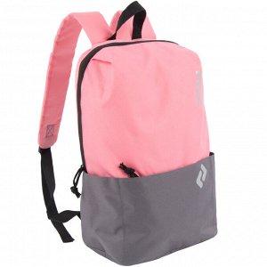 KDX, СУМКА-рюкзак (сер/роз)