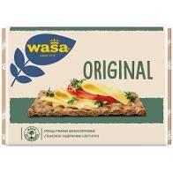 Хлебцы WASA ржаные цельнозерновые