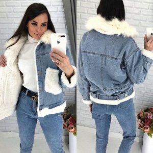 Куртка Размер и рост модели 44-175 см