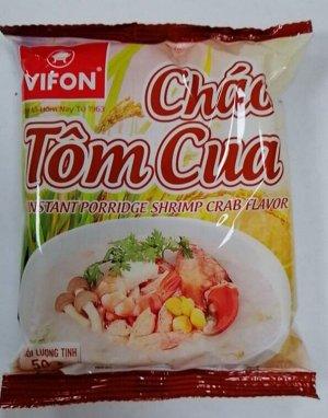 Рисовая каша с крабовым вкусом 50 гр