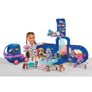 Обновленный автобус кукол Лол 2020