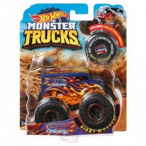 Машинка Mattel Hot Wheels Базовый Монстр трак 1:64118