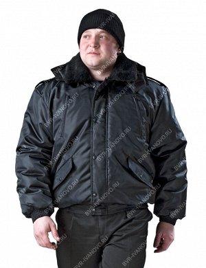 Куртка Охранник тк.Оксфорд цв.Чёрный