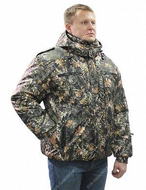 Куртка БВР тк.Дюплекс цв.Лес
