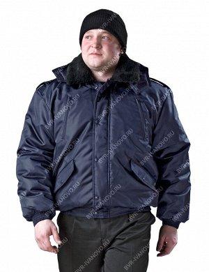Куртка Охранник тк.Оксфорд цв.Синий