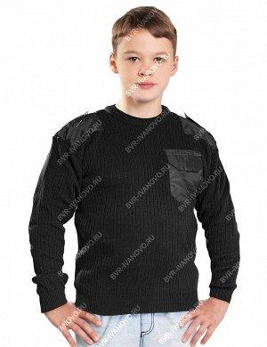 Свитер детский цв.Черный