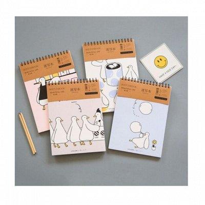 Магазин ярких подарков и канцтоваров! - 5 — Блокноты, тетради, скетчбуки — Домашняя канцелярия