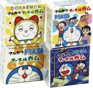 Жевательная резинка marukawa Doraemon.